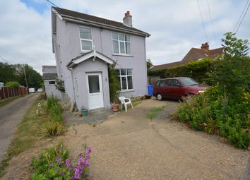 Thumbnail 4 bed detached house for sale in Colville Road, Lowestoft, Suffolk