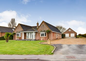 Thumbnail 4 bed detached bungalow for sale in Folksworth Road, Norman Cross, Peterborough