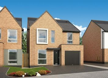 "Thumbnail 4 bed property for sale in ""The Orchid At Chase Farm, Gedling"" at Arnold Lane, Gedling, Nottingham"