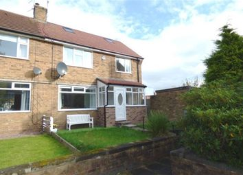 Thumbnail 3 bed semi-detached house to rent in Bollin Avenue, Bowdon