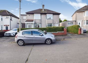 Thumbnail 3 bed semi-detached house for sale in Barrachnie Crescent, Glasgow