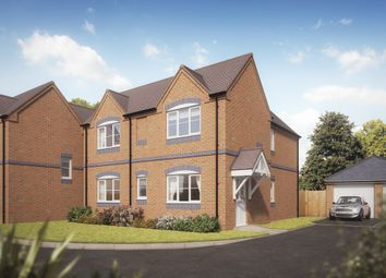 Thumbnail 5 bed detached house for sale in Whitacre Gardens, Station Road, Nether Whitacre