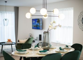 Thumbnail 2 bed flat for sale in Whetstone Square, High Road, Whetstone