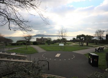 Thumbnail 2 bedroom flat to rent in Old Castle Road, Weymouth