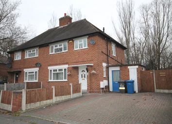 Thumbnail 1 bed maisonette for sale in Sutton Avenue, Fazeley, Tamworth