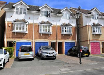 Thumbnail 3 bed town house for sale in Harcourt, Wraysbury, Berkshire