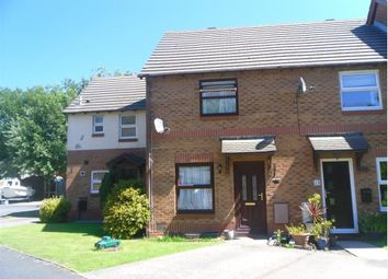 Thumbnail 2 bed property to rent in St Illtyds Close, Brackla, Bridgend
