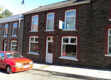 4 bed terraced house for sale in 5 Caedu Road, Ogmore Vale, Bridgend. CF32