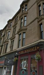 Thumbnail 4 bedroom flat to rent in Flat 2/1, 481 Dumbarton Road, Glasgow