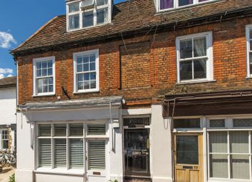 Thumbnail 3 bed terraced house for sale in High Street, Thames Ditton