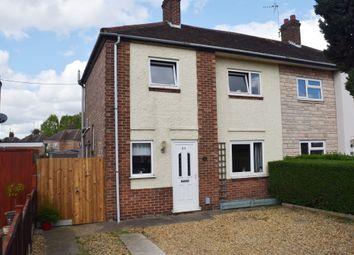 Thumbnail 2 bed semi-detached house for sale in Mountsteven Avenue, Walton, Peterborough