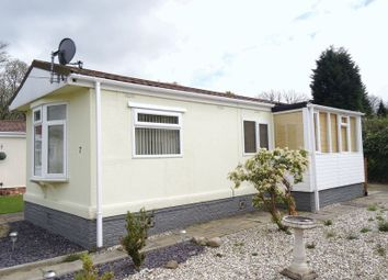 Thumbnail 1 bedroom detached bungalow for sale in Bosley, Macclesfield