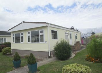 Thumbnail 2 bed mobile/park home for sale in Berkeley Vale Park, Hook Street, Berkeley