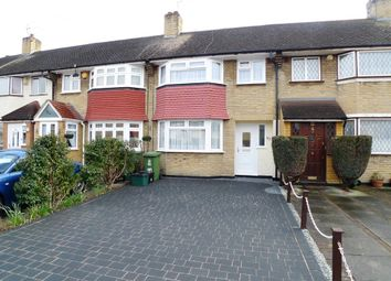 Thumbnail 3 bed terraced house to rent in Norfolk Crescent, Sidcup