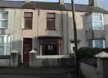 Thumbnail 2 bed property for sale in Roland Street, Holyhead