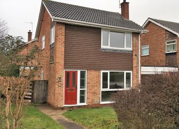 Thumbnail 3 bed detached house to rent in Blatherwick Road, Newark