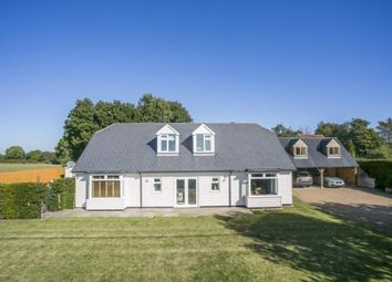 Thumbnail 4 bed detached house for sale in Northiam Road, Staplecross, Robertsbridge, East Sussex