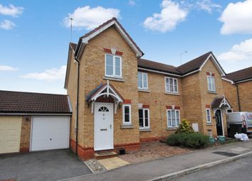 Thumbnail 3 bed semi-detached house for sale in Sun Lido Square Gardens, Braintree