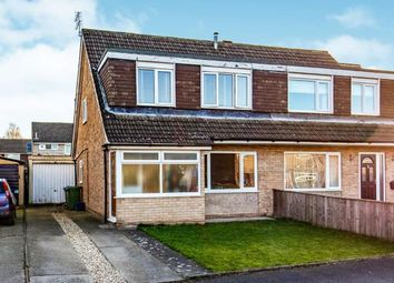 Thumbnail 3 bed semi-detached house for sale in Bankhead Road, Northallerton, North Yorkshire, United Kingdom