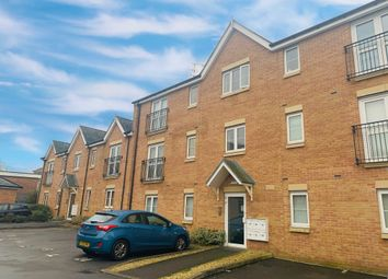 Thumbnail 2 bedroom flat for sale in North View Terrace, Caerphilly
