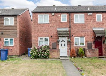 Thumbnail 2 bed semi-detached house for sale in Wood Avenue, Purfleet