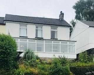 Thumbnail 2 bed semi-detached house for sale in Cilfynnydd Road, Cilfynnydd, Pontypridd