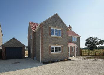 Thumbnail 4 bedroom detached house for sale in Old London Road, Sparkford, Yeovil