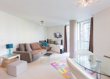 Thumbnail 2 bed flat for sale in Millharbour, South Quay, London