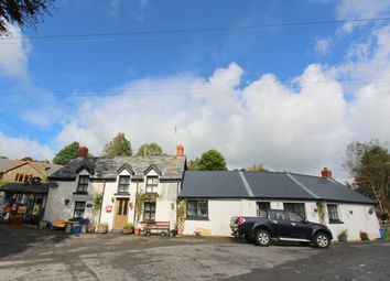 Thumbnail 5 bed detached house for sale in Llwynygroes, Tregaron