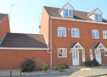 Thumbnail 4 bed semi-detached house for sale in Snowdrop Close, West Lynn, King's Lynn