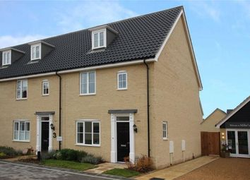 Thumbnail 3 bed terraced house for sale in St James' Park, Ely, Cambridgeshire