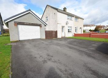 Thumbnail 2 bed semi-detached house for sale in Smallburn Drive, Muirkirk