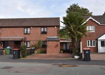 Thumbnail 2 bed terraced house for sale in Regent Street, Wellington, Telford