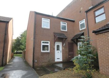 Thumbnail 2 bed end terrace house for sale in Parsons Way, Wells
