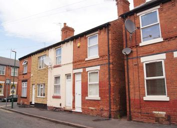 Thumbnail 2 bedroom terraced house to rent in Hazelwood Road, Nottingham
