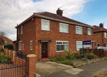 Thumbnail 3 bedroom semi-detached house for sale in Glenfield Drive, Tollesby, Middlesbrough