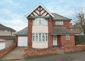 Thumbnail 3 bed detached house for sale in Radstock Road, Thorneywood, Nottingham