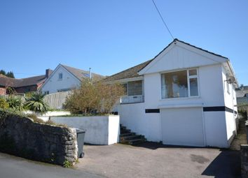 Thumbnail 3 bed detached bungalow for sale in Ferndale Road, Teignmouth, Devon