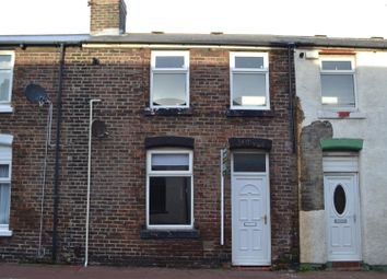 Thumbnail 2 bedroom terraced house for sale in Byron Street, Monkwearmouth, Sunderland