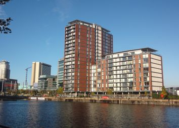 1 bed flat for sale in City Loft, 94 The Quays, Salford M50