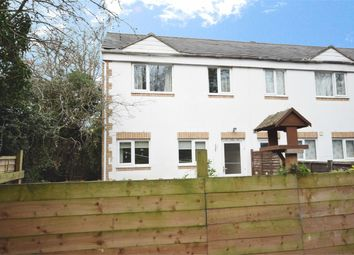 Thumbnail 3 bed end terrace house to rent in Parkfield Road, Newbold Upon Avon, Warwickshire