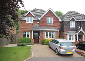 Thumbnail 3 bed detached house for sale in Kiln Road, Shaw, Newbury