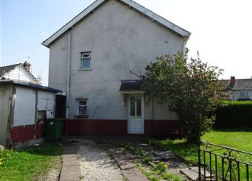 Thumbnail 3 bed semi-detached house to rent in Muirton Road, Tremorfa, Cardiff