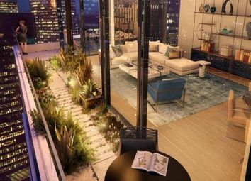 Thumbnail 1 bedroom flat for sale in Marsh Wall, Wardian London, Design Cube At Ballymore