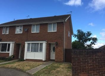 Thumbnail 3 bed end terrace house for sale in Markfield, Bognor Regis