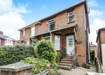 Thumbnail 3 bed semi-detached house for sale in Dimond Road, Southampton