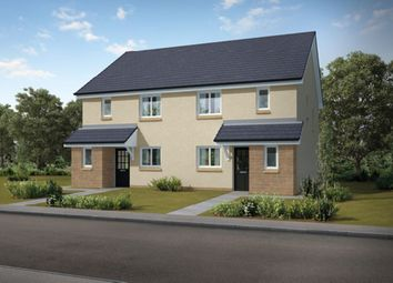Thumbnail 3 bed semi-detached house for sale in The Abury, Tynemount Road, Ormiston, Tranent