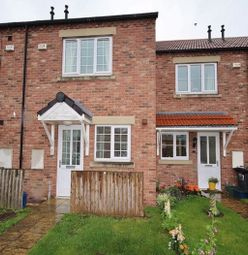 Thumbnail 2 bed terraced house to rent in Badgers Way, Cliffe, Selby