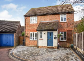 Thumbnail 3 bed detached house for sale in Mallards Rise, Harlow