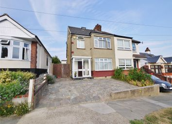 Thumbnail 3 bed semi-detached house for sale in West Park Hill, Brentwood, Essex